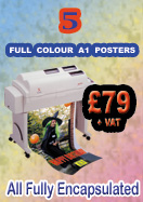A1 Poster Printing : Special Offer